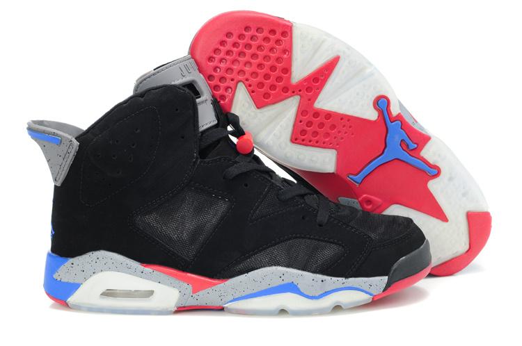 vente en magasin 7bd2b 113f9 Air Jordan 6 Homme Femme Jordan Nouvelle Chaussure Air ...