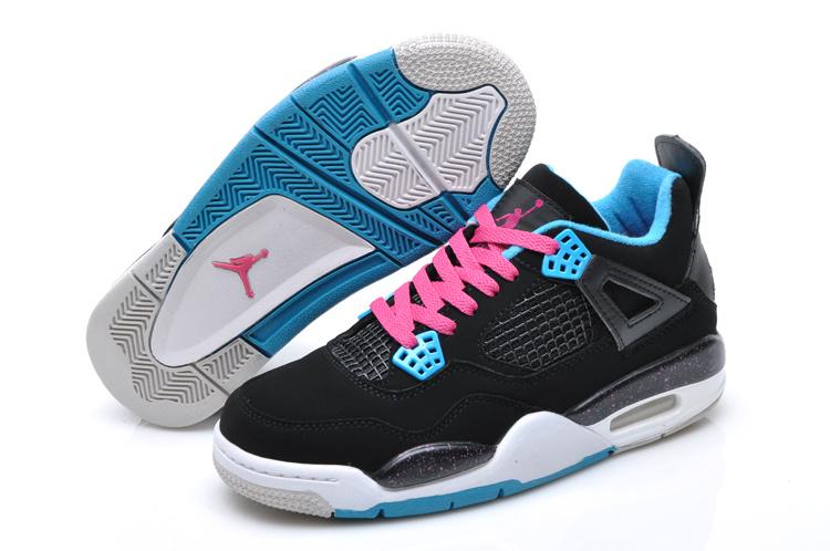 Qualité supérieure 5f046 36b52 Air Jordan 4 Femme Homme Jordan facilement identifiable ...